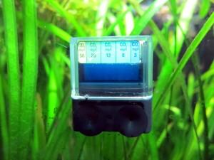 JBL CO2 Dauertest - Gehäuse